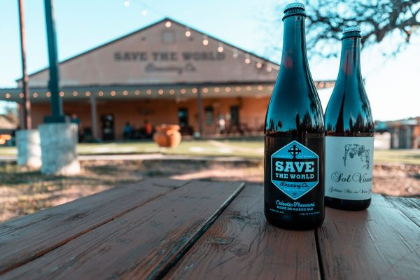 save the world brewery