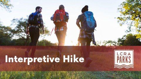 Interpretive hike