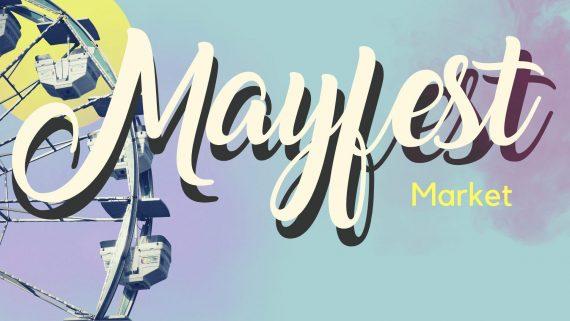 Mayfest market