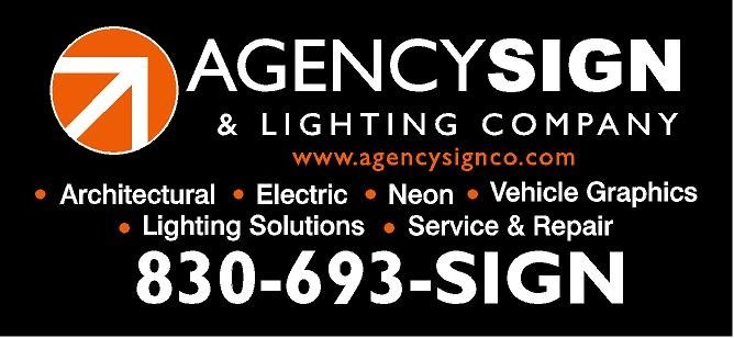 Agency Sign
