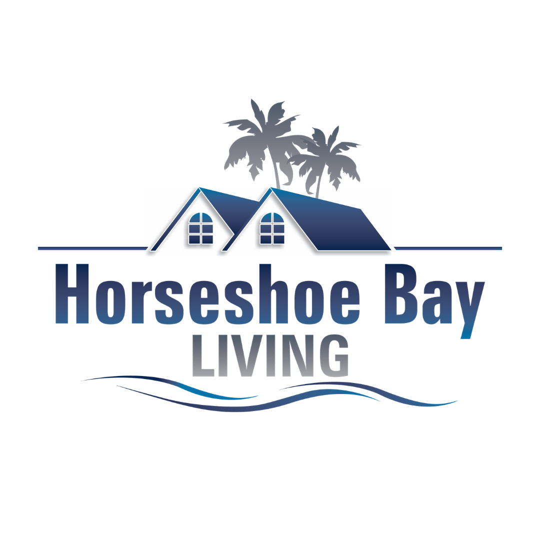 Horseshoe Bay Living Logo