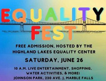 Equality fest