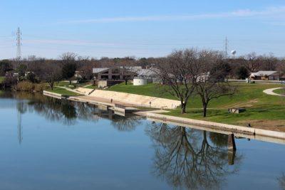 Lakeside Park Januar 2020