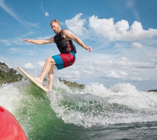 Activity module wakeboarding 3x