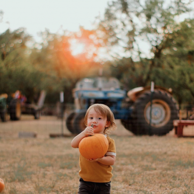 Kid Sweet Berry Farm2