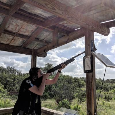 Cooperhead shooting range